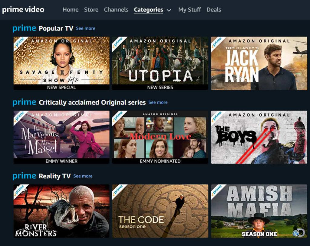 amazon prime video premium apk 2020